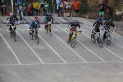 SALIDA 9 Y 10 AÑOS BMX COPA ANDALUCIA EN AL MUÑECA 14R