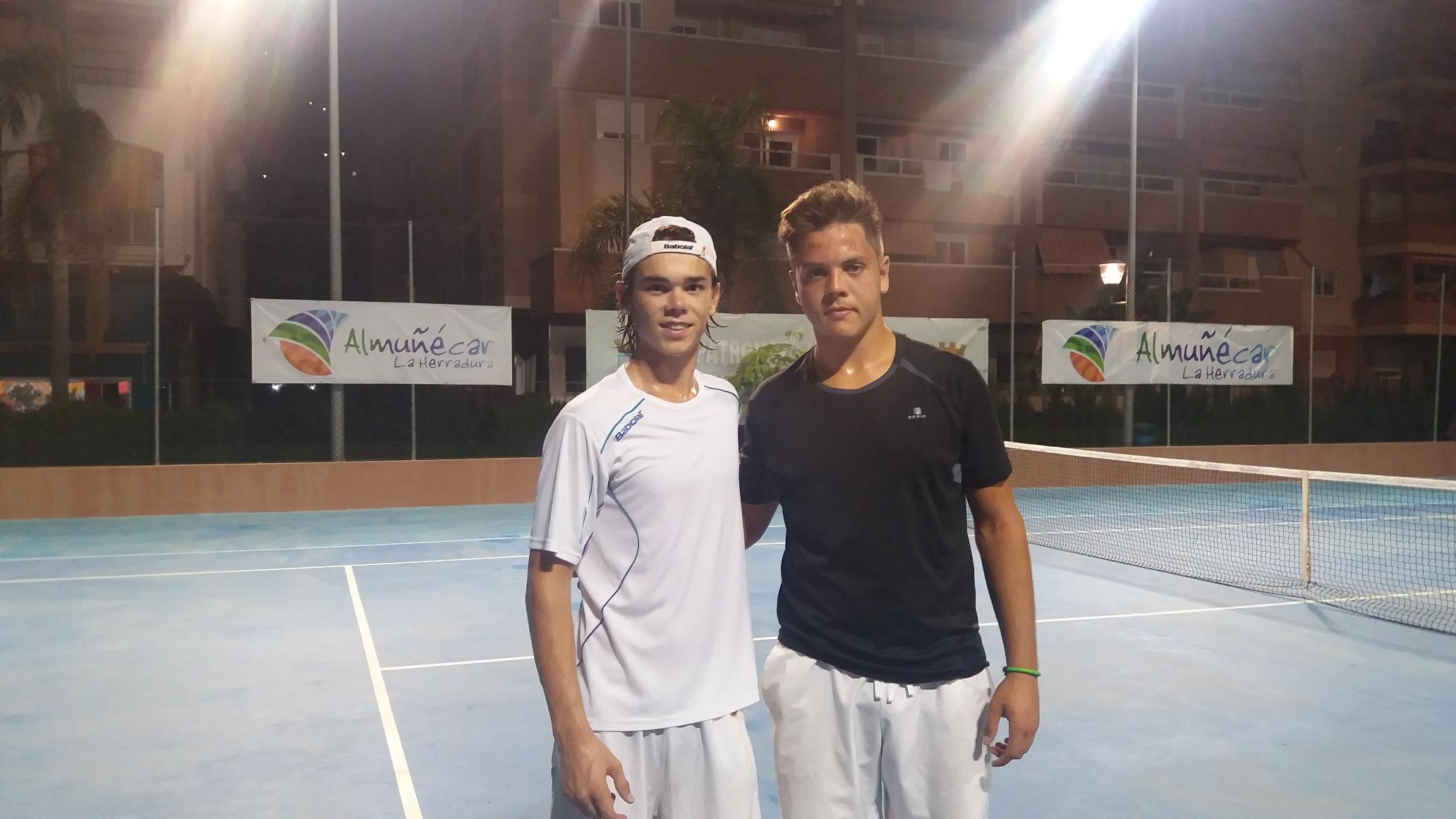José Dominguez y Mario Torra