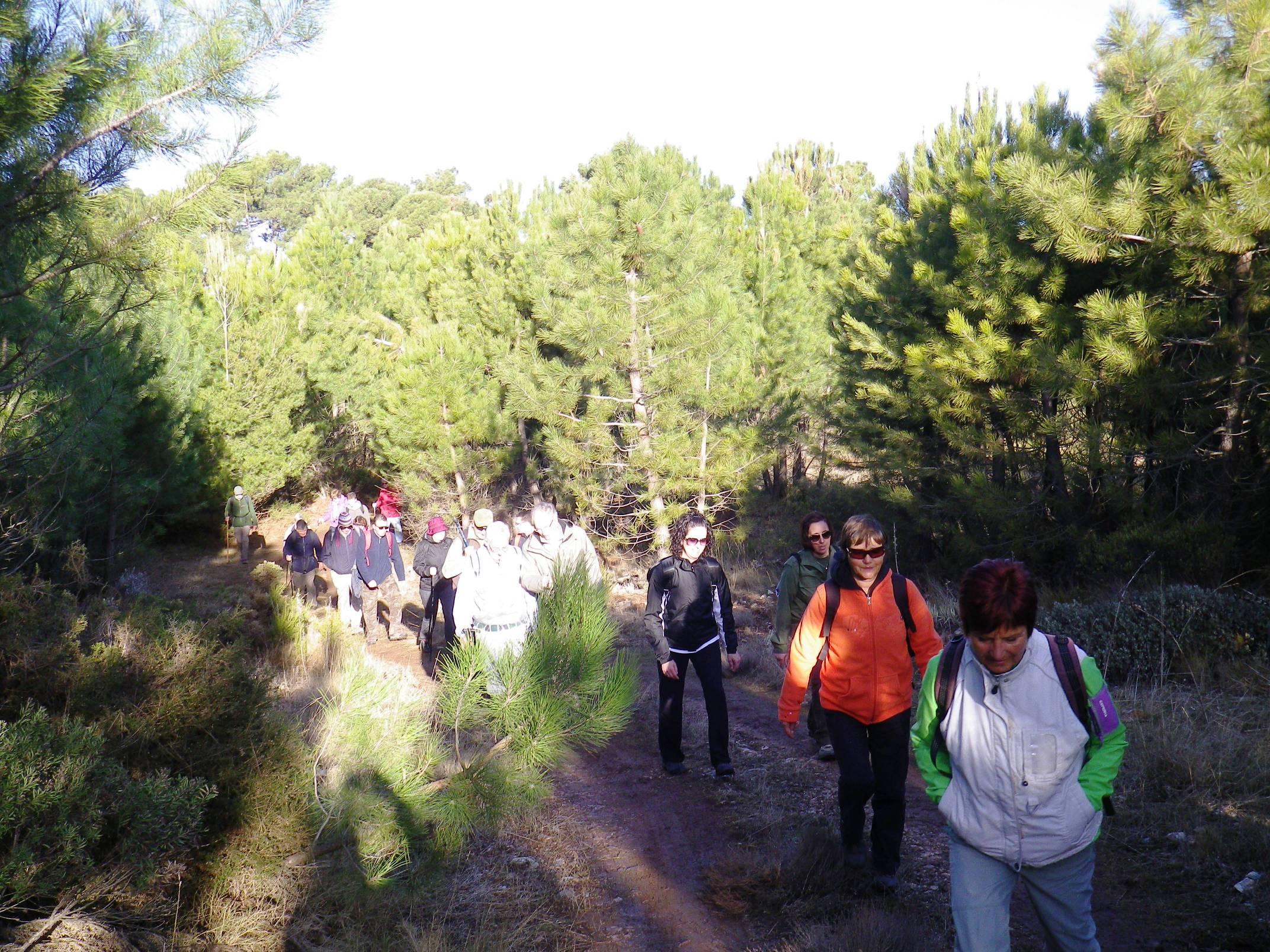 SENDERISMO RUTA DEL CAMINO DEL PESCAO 16 (1)